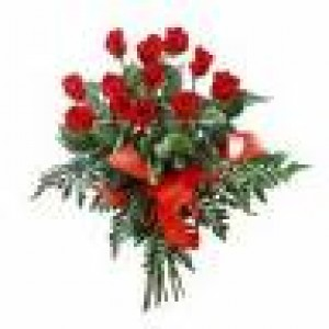 Luxusná kytica červených ruží 95 Galeónov